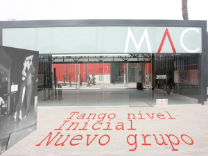 Clases de Tango nuevo taller mac lima